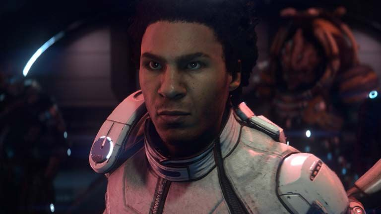 New Mass Effect: Andromeda gameplay takes us through Liam Kosta's loyalty mission