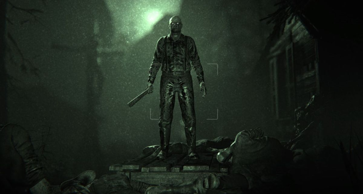 Watch a pair of Outlast 2 trailers that will make you wish you were doing something else