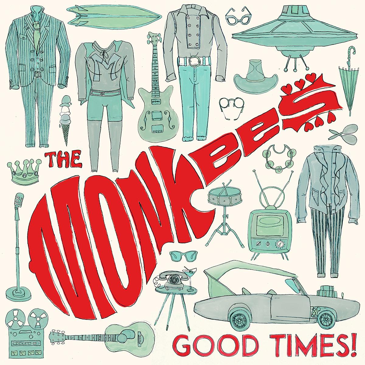 Monkees logo