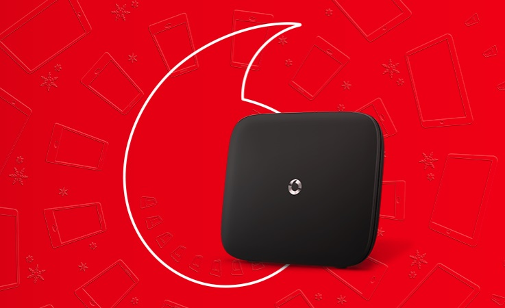 Vodafone fibre is the best broadband deal this Christmas: £20 a month, free upfront