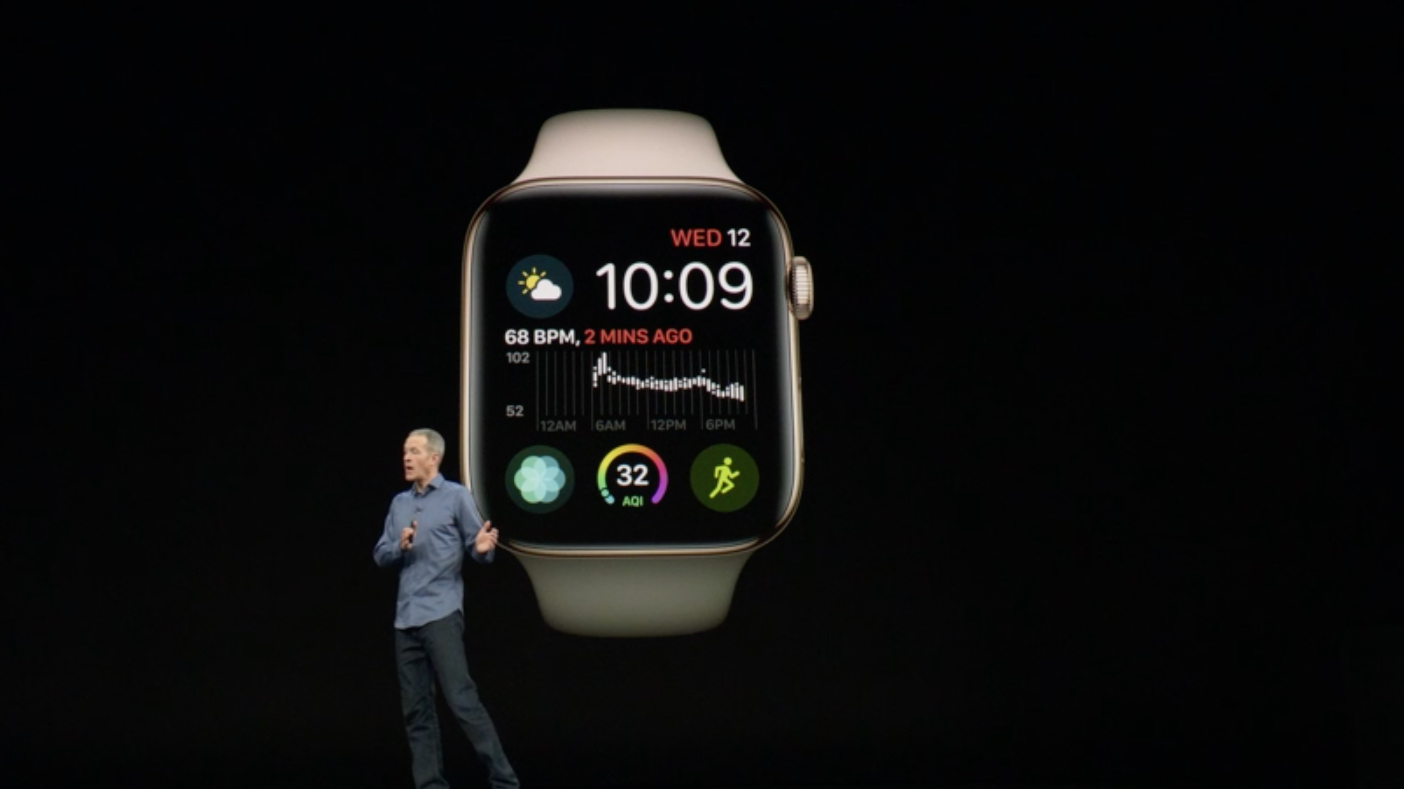 Apple Watch 4 release date, price, news and features ...