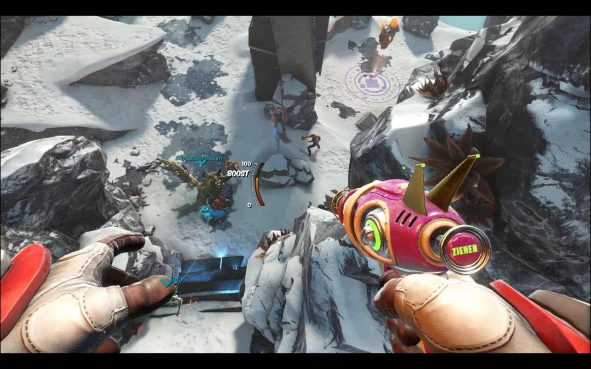 The Amazing Eternals is a new FPS by the Warframe studio