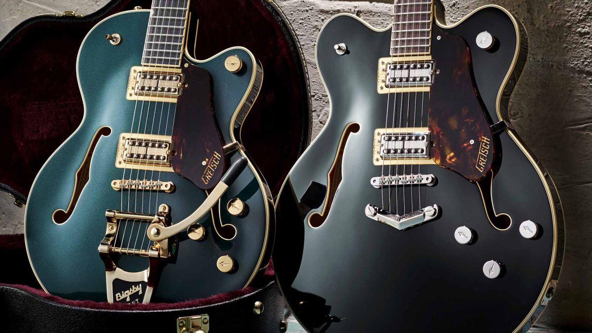 the best top end guitars over 2 000 2 700 musicradar. Black Bedroom Furniture Sets. Home Design Ideas