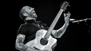 You could win a guitar lesson with Jon Gomm as part of the overall Lowden competition main winner s prize