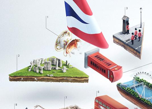 The seven marketing mix elements of british airways