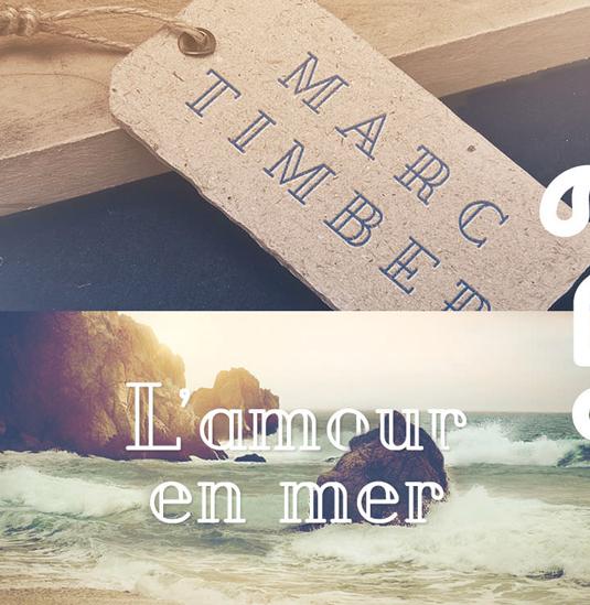 Free fonts: Pirou