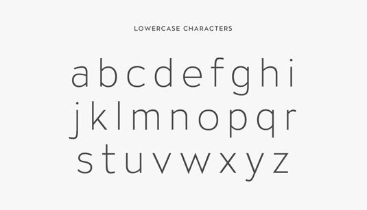 ATC Overlook font