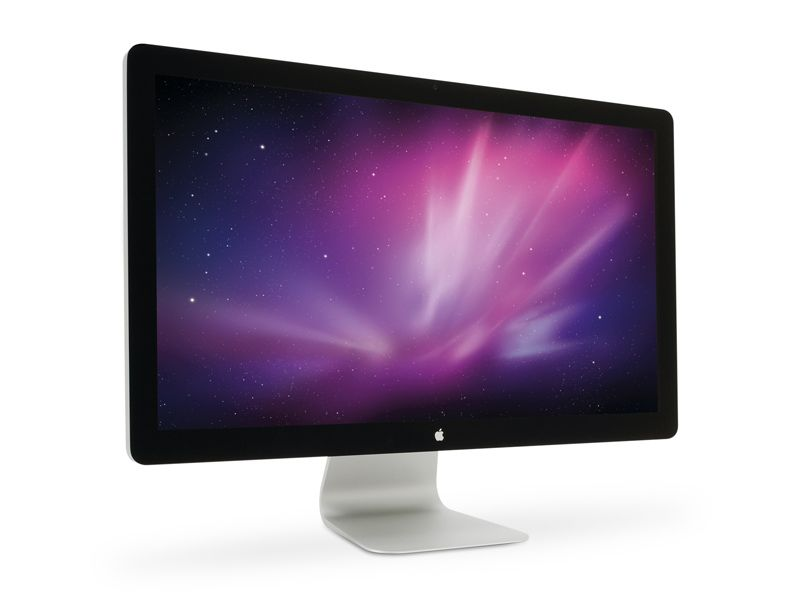 apple 27 inch cinema display review techradar. Black Bedroom Furniture Sets. Home Design Ideas