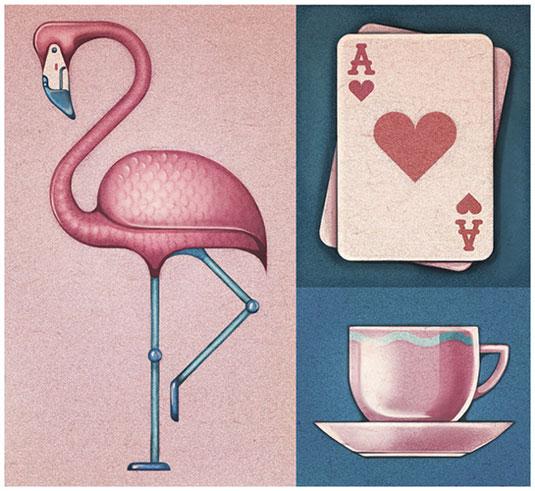 Alice in Wonderland illustrations