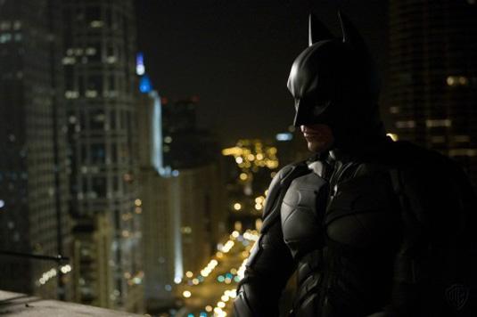 Dark Knight Rises: Nolan's second Bat-suit
