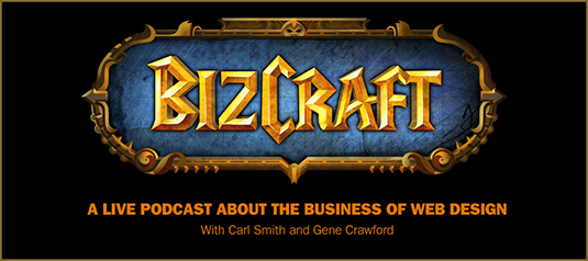 Web design podcasts: Bizcraft