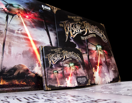 War Of The Worlds New Generation: Rebranding The War Of The Worlds For A New Generation