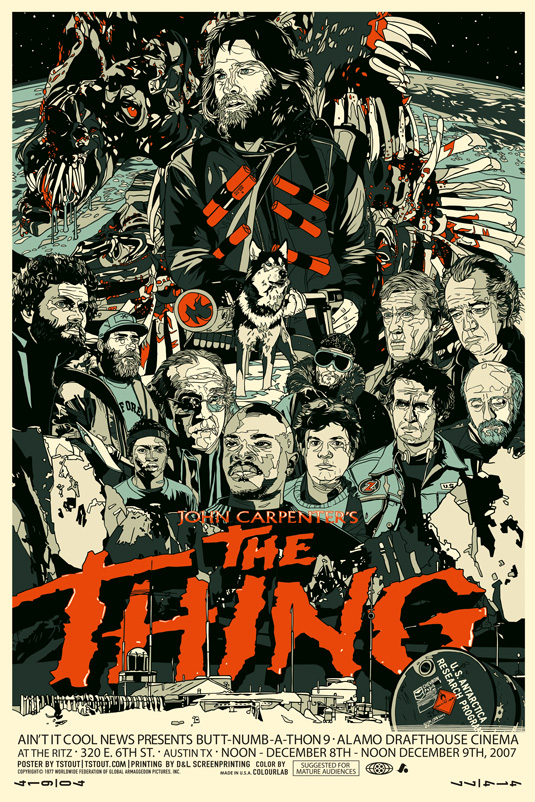 Cool movie poster