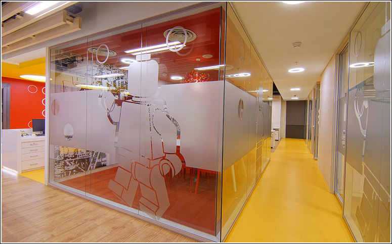 Lego Turkey offices