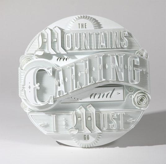 3d type sculpture