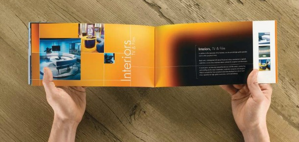 Brochure design: Know your purpose