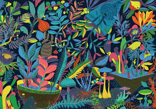 illustrators to follow on Behance