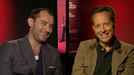 Watch Jude Law and Ric... Jude Law And Order