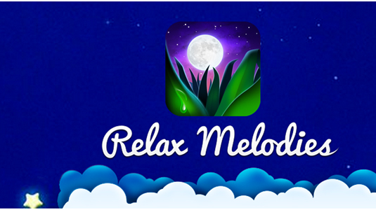 Relax Melodies logo