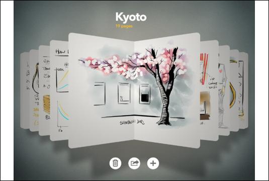 App design trends: Paper