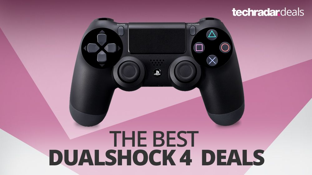 The best DualShock 4 deals in March 2017: find a cheap PS4 controller