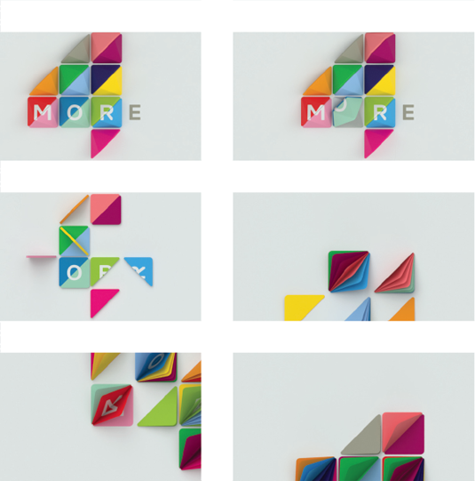 Logo design - Channel More 4