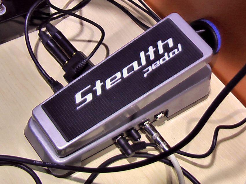 Ik Multimedia Unleashes The Stealthpedal Musicradar