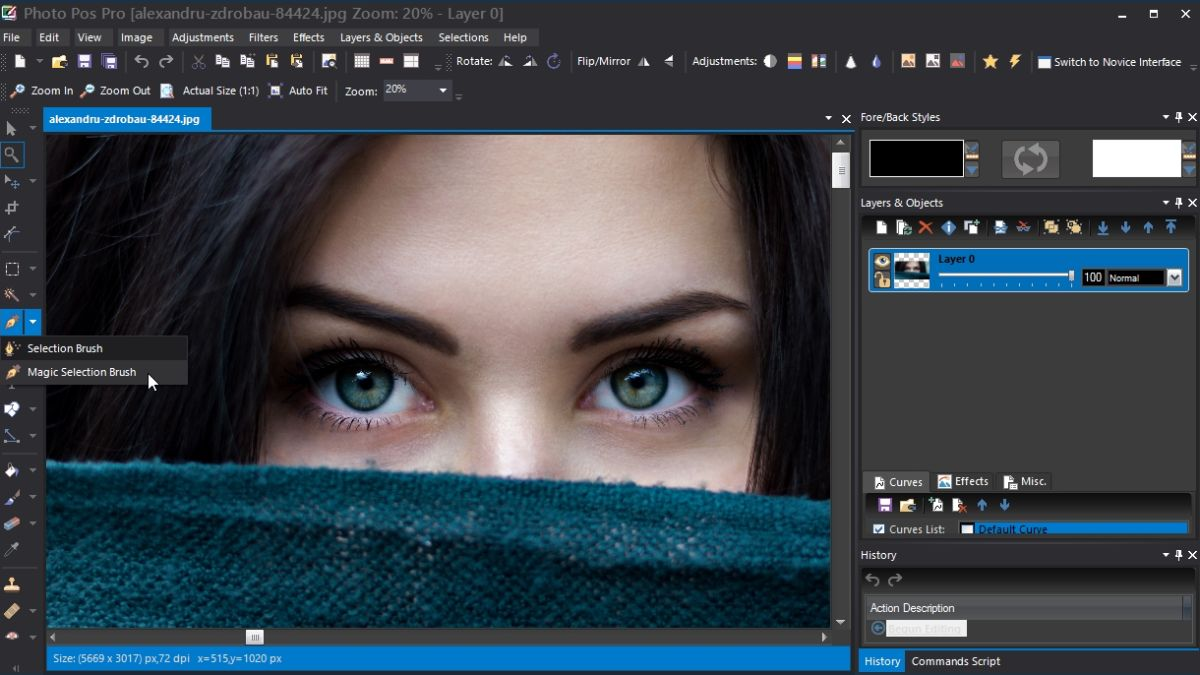 The best free photo editor 2017 techradar for Rendering online