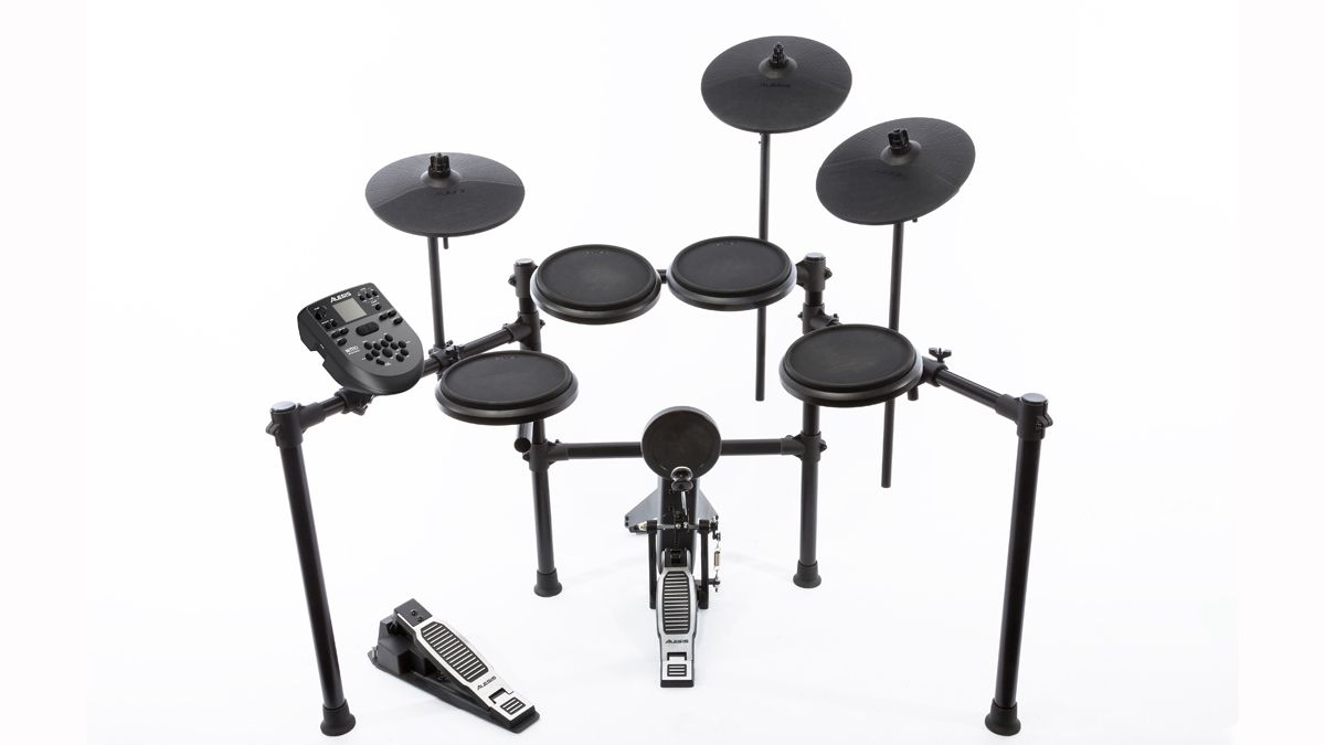 alesis launches nitro kit musicradar. Black Bedroom Furniture Sets. Home Design Ideas