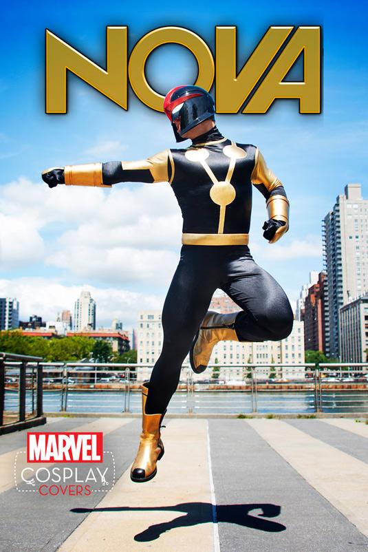 Nova cosplay