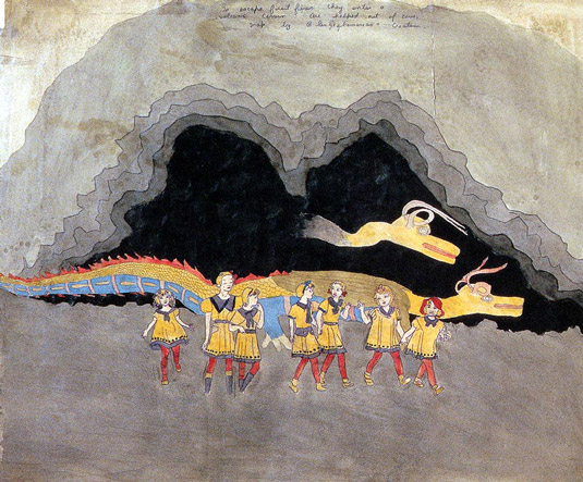 Outsider art: Henry Darger