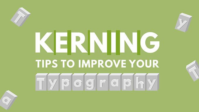 Kerning Tips To Improve Your Typography Creative Bloq