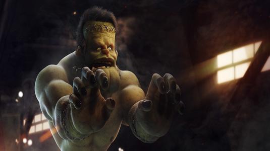 The Terrible Hulkenstein
