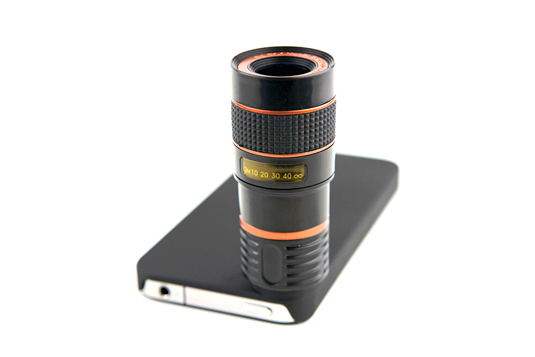 Best iPhone accessories: telephoto lens