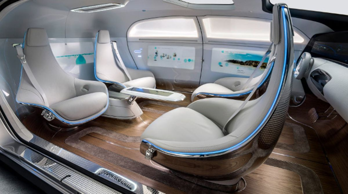 600 driverless cabs aiming to hit Tokyo in time for 2020 Olympics