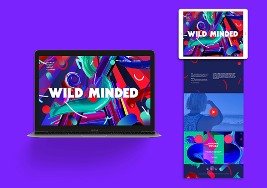 Brand Impact Awards - Wild Minded, by Thunderclap Creative