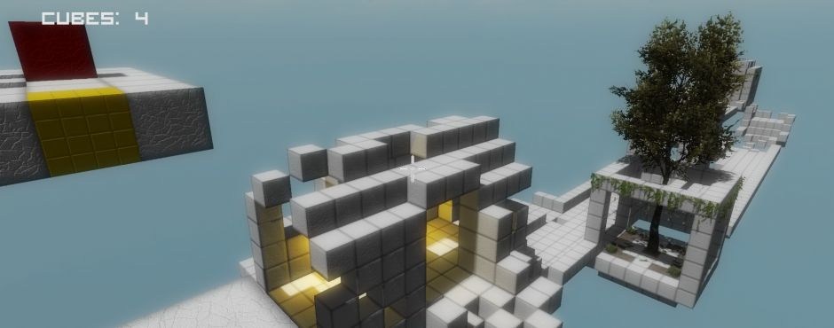 Qbeh A Free Block Based Puzzler Inspired By Portal And