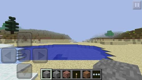 Minecraft (for iPhone)