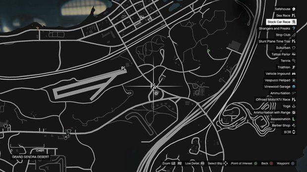 Gta Muscle Car Locations