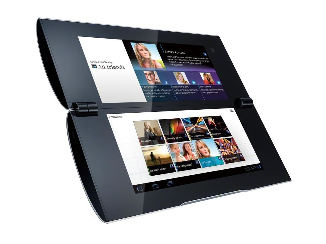 sony tablet p review techradar. Black Bedroom Furniture Sets. Home Design Ideas