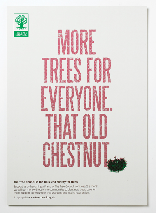 Tree Council poster 4