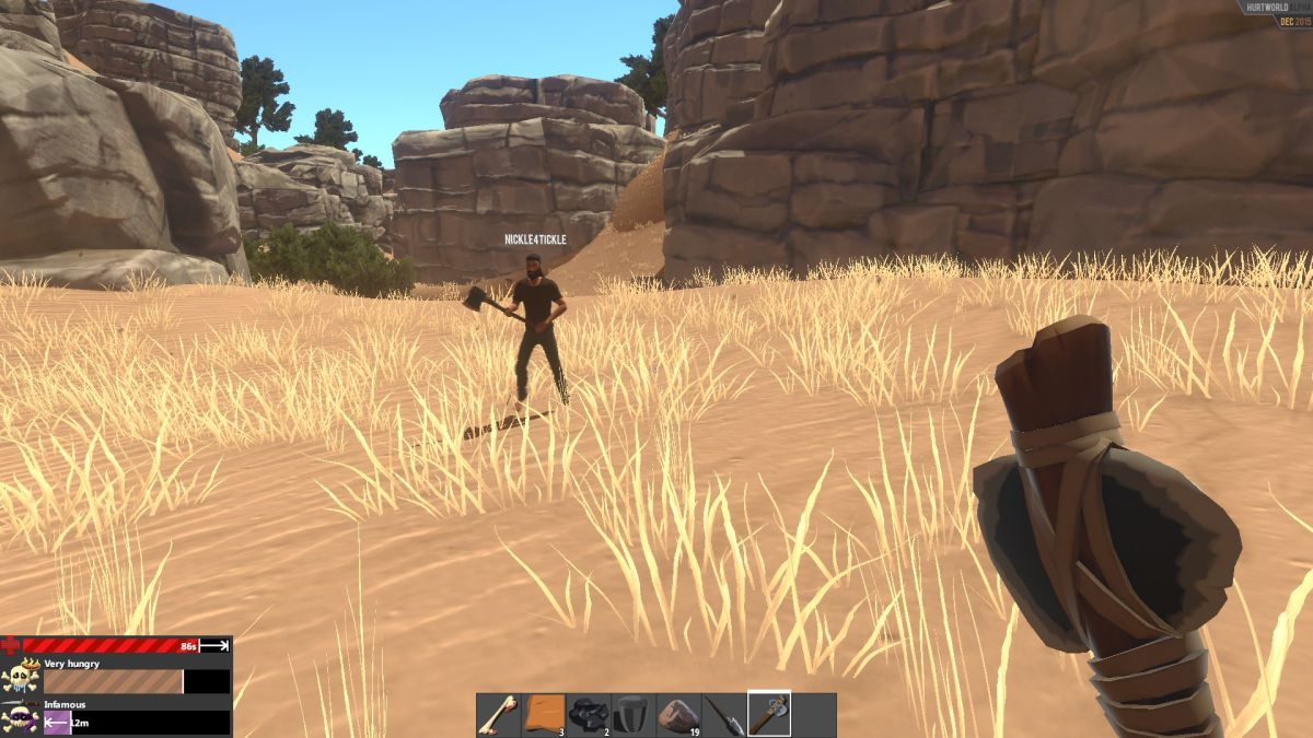 What Time Does Outback Open >> Hurtworld: eight hours of chores and hypothermia | PC Gamer