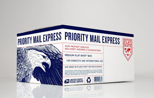United States Postal Service redesign