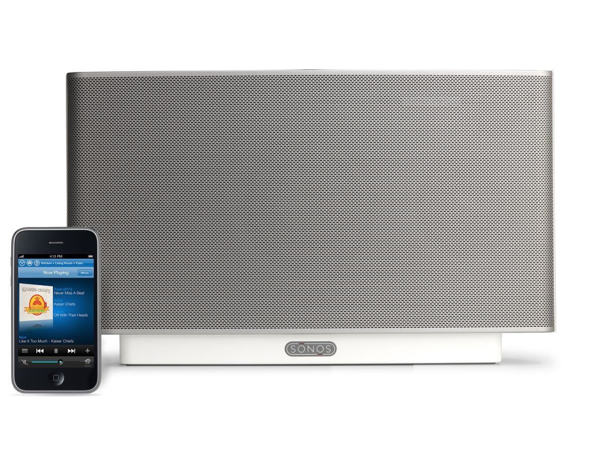 sonos unveils apple airplay compatibility techradar. Black Bedroom Furniture Sets. Home Design Ideas