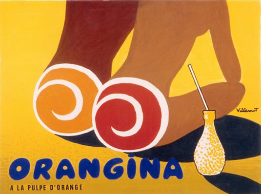 Vintage posters - Orangina