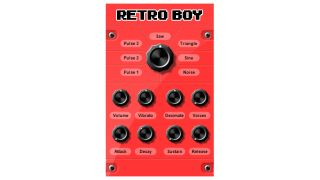 Retro Boy keeps things simple
