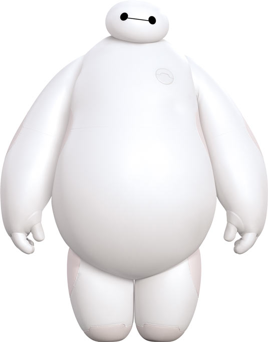 robot marshmallow