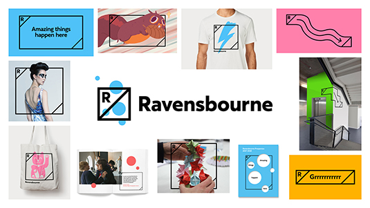 Brand Impact Awards - Ravensbourne, by NB