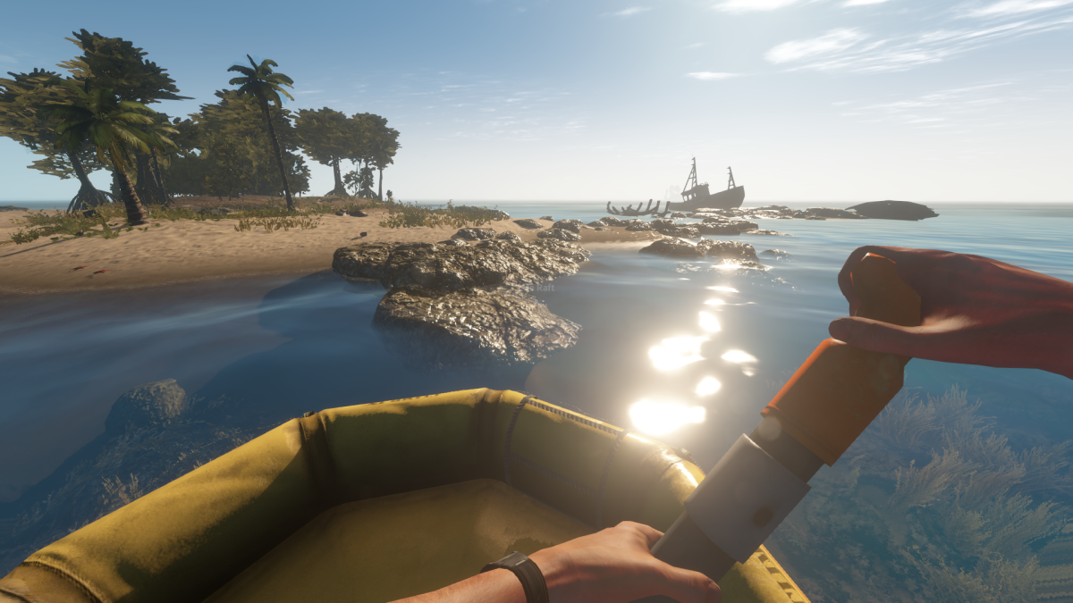 Stranded deep impressions is this island survival any for Survival crafting games pc