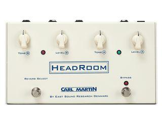 carl martin headroom review musicradar. Black Bedroom Furniture Sets. Home Design Ideas